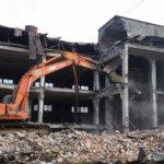Рынок демонтажа Петербурга сузился на 40%
