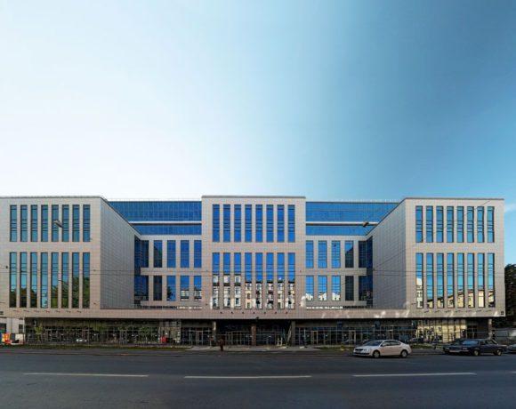 В Выборгском районе построят бизнес-центр
