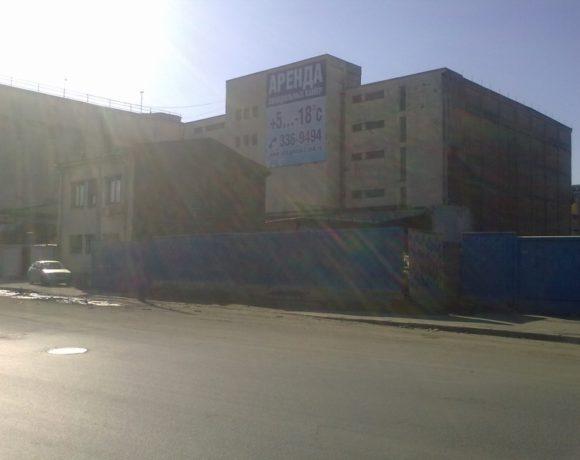 «Главстрой-СПб» (ул.Шкапина, д.41, снос комплекса зданий)