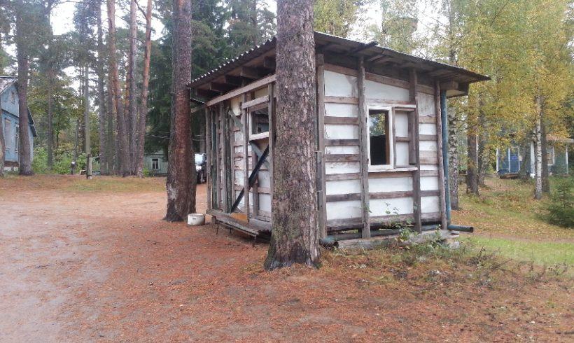 Летний оздоровительный лагерь «Юность» (демонтаж и расчистка территории)