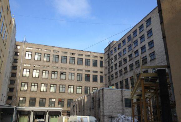 ЗАО «Монетная» (ул. Большая Монетная, д.16, подготовка под реконструкцию цеха завода Пирометр)