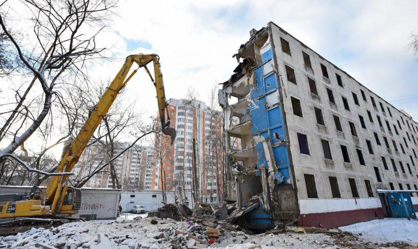 """Реновация в законе. Проект """"Всероссийской реновации"""" завис в Госдуме"""
