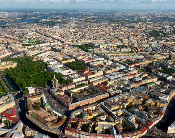 Что тормозит работу застройщиков в исторической части Петербурга?