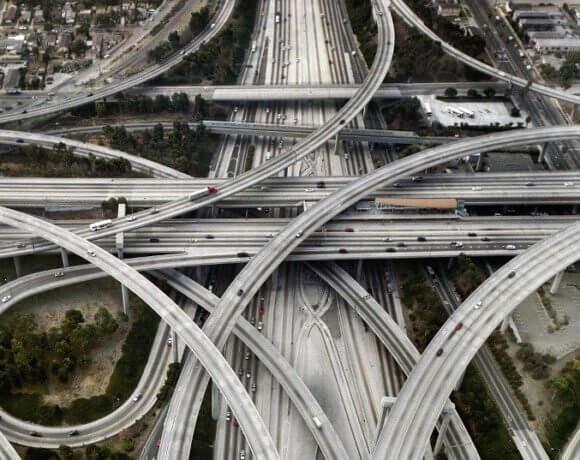Беда Петербурга – в отсутствии транспортных пересадочных узлов за КАД