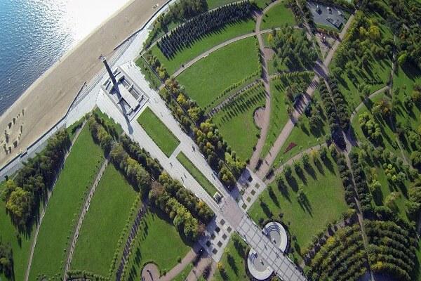 Газпром анонсировал создание у парка 300-летия трёх «островков».