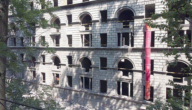 «Реновация центра так или иначе стартует»